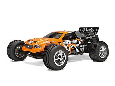 HPI RACING Firestorm 10T Rtr With 2.4Ghz And Dsx-1 Truck Body - 105866
