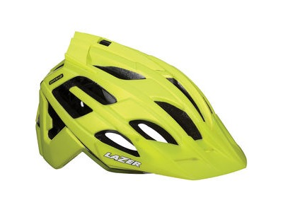 LAZER HELMETS Oasiz Go Pro Flash Yellow