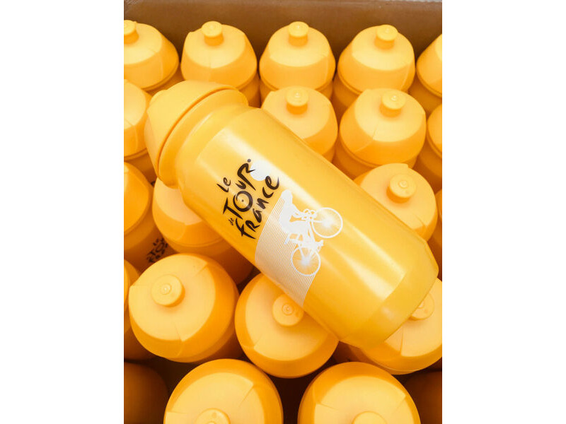 TACX Tour de france Road Bike Water Bottle 600ml click to zoom image
