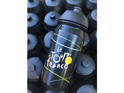 TACX Tour de france Road Bike Water Bottle 600ml 600ml Black  click to zoom image