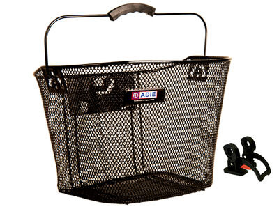 ADIE Mesh Basket with QR Holder click to zoom image