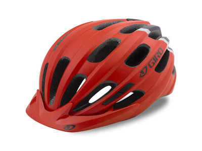 GIRO Hale  Matte Bright Red  click to zoom image