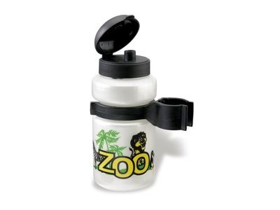 CANYON Childrens Clip on Drinks bottle  zoo white click to zoom image
