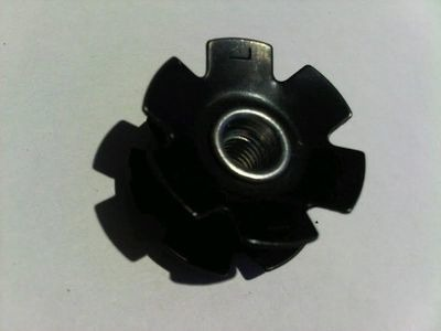 M PART 1-1 / 8 inch star nut 25.4
