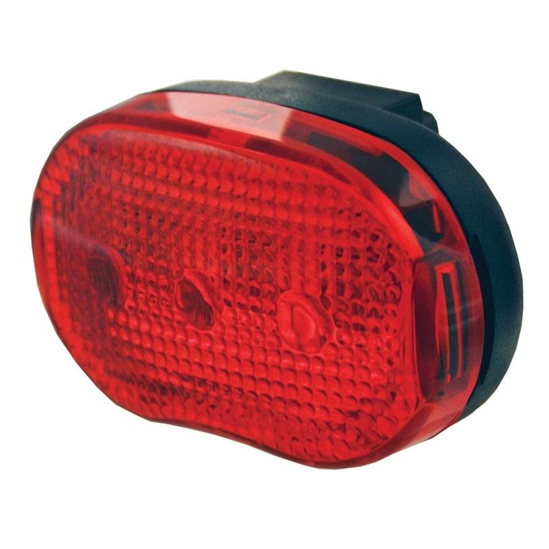 SMART 3 LED Rear Light (2xAAA Batt. Inc.)