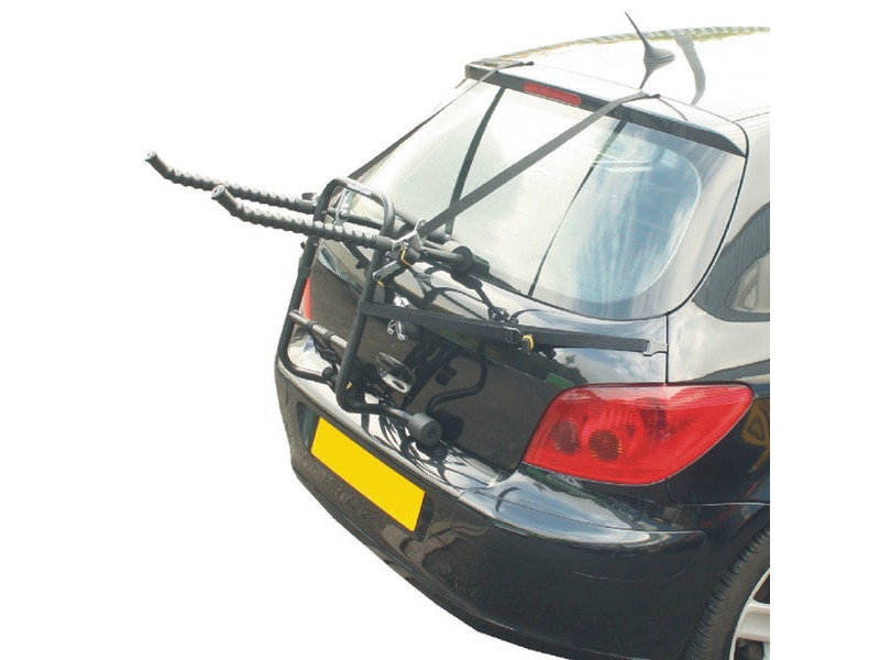 HOLLYWOOD F1 Deluxe 3 Bike Car Rack - Due in 2nd September click to zoom image