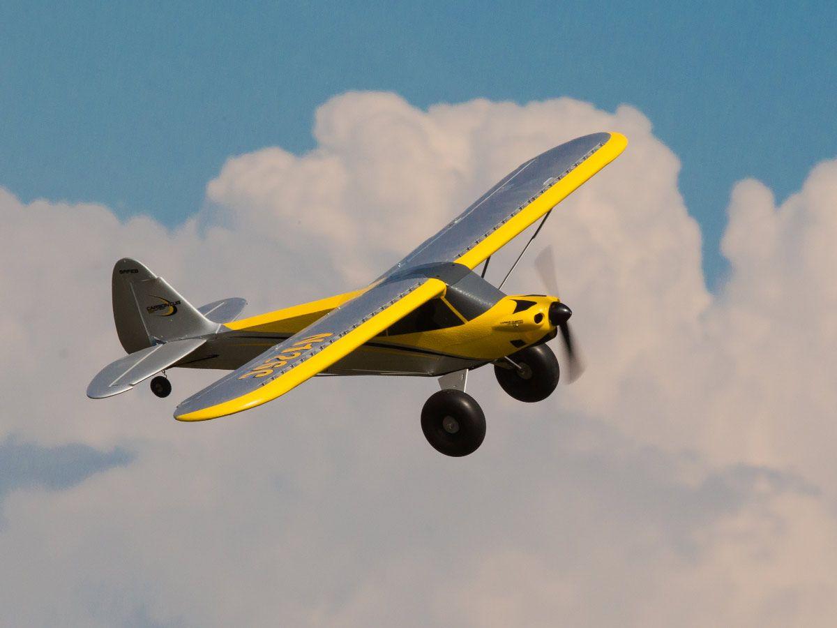 HOBBYZONE Carbon Cub S+ 1 3m RTF | £239 99 | RC Planes | Trainers