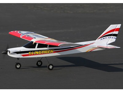 ART-TECH Wing Tiger EPO Brushless Trainer Plane Complete RTF