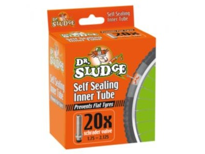 WELDTITE Dr Sludge Self Sealing Inner Tube 20 x 1.75 - 2.125