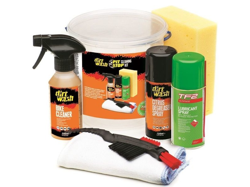 WELDTITE Dirtwash Cleaning Buckets  Pit Stop Cleaning Kit click to zoom image