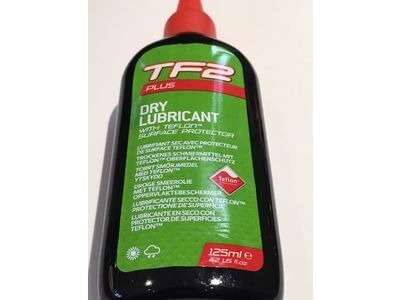 WELDTITE TF2 Plus Dry Lubricant with Teflon® (125ml)