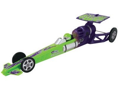 ESTES Blurzz Dragster Length (cm)	28.6 Green  click to zoom image