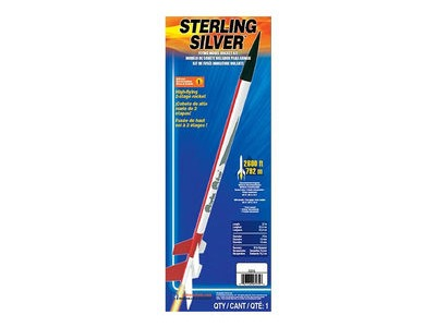 ESTES Sterling Silver (2 stage) - Skill Level 1
