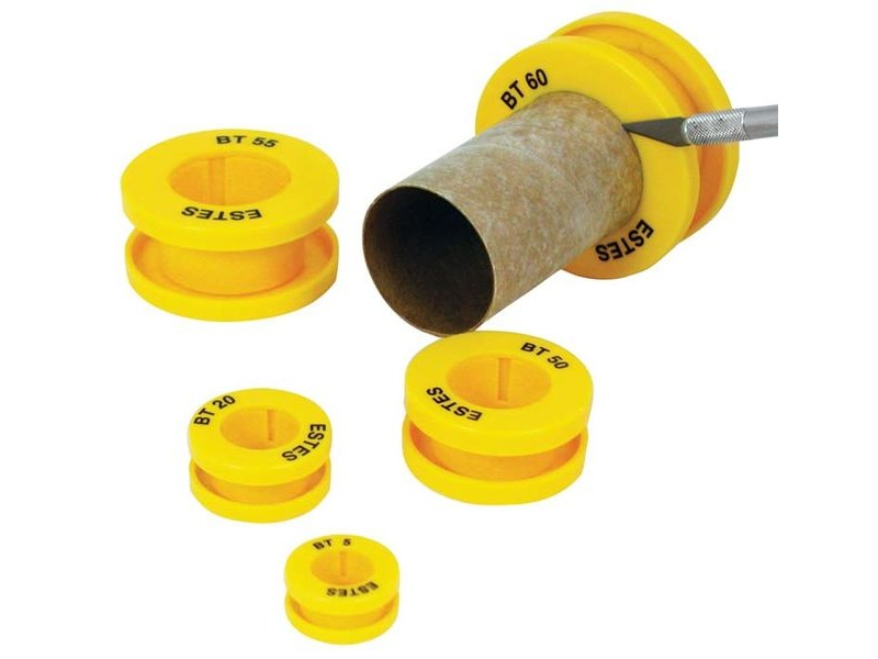 ESTES Tube Cutting Guides click to zoom image