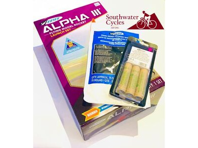 ESTES Alpha 3 Bundle