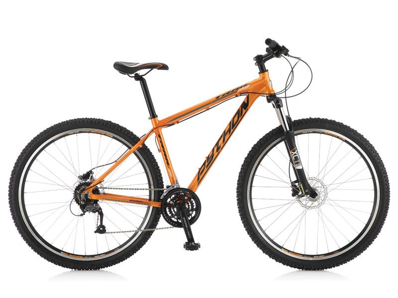 "PYTHON BIKES TRAIL GENTS 29"" MKII click to zoom image"