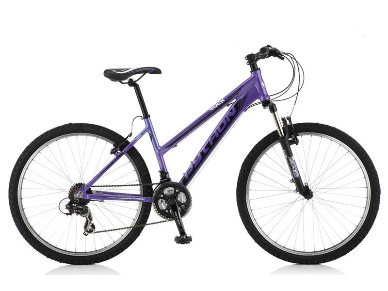 "PYTHON BIKES 26"" Rock FS LADIES click to zoom image"