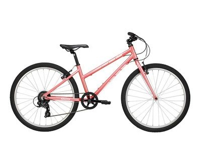 "PYTHON BIKES 26"" ELITE GIRLS 26in Wheel, 14in Frame Light Pink  click to zoom image"