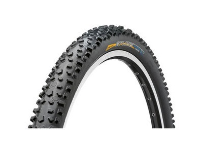 CONTINENTAL Explorer 20 x 1.75 inch black tyre
