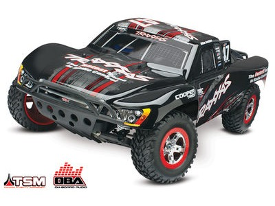TRAXXAS Slash VXL Brushless 2WD OBA TSM (TQi/No Bat or Chg)