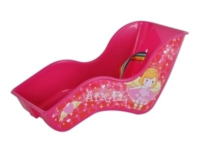 PREMIER Doll Seat Rear Fitting various One size Pink Angel  click to zoom image