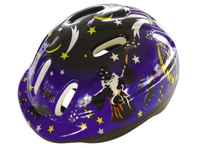 PREMIER Junior Helmet Wizard Magic Black/Blue 48-54cm