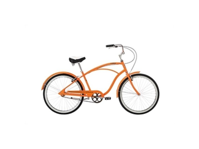 "ALPHA PLUS Surge Men 26"" Single Speed Cruiser click to zoom image"