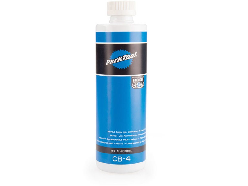 PARK TOOL Bio Chainbrite 4 Cleaner 16 oz / 472 ml click to zoom image