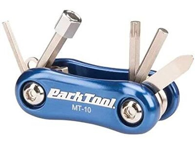 PARK TOOL MT-10 Mini Fold Up Multi-Tool