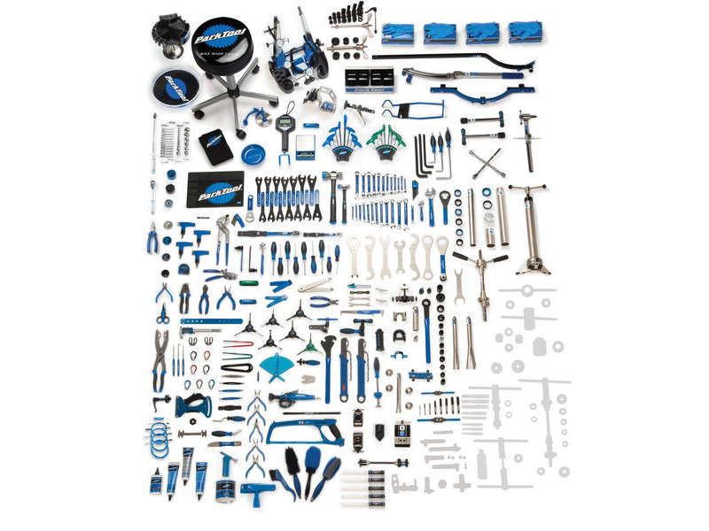 PARK TOOL BMK-275 - Base Master tool set click to zoom image