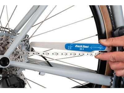 PARK TOOL CC-4 - Chain Wear Indicator click to zoom image
