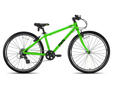 FROG 69 26W Kids Bike 26in wheel Green  click to zoom image