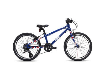 FROG 52 20W Kids Bike 20in wheel Union Jack  click to zoom image