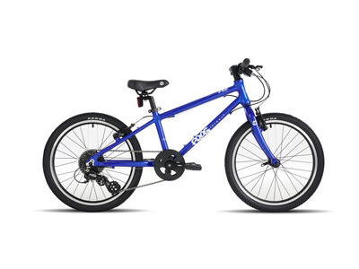 FROG 52 20W Kids Bike 20in wheel Electric blue  click to zoom image