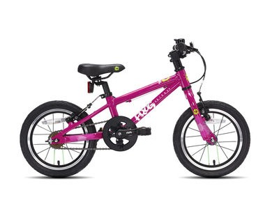 "FROG 40/43 14W Kids Bike 14"" wheel Pink  click to zoom image"