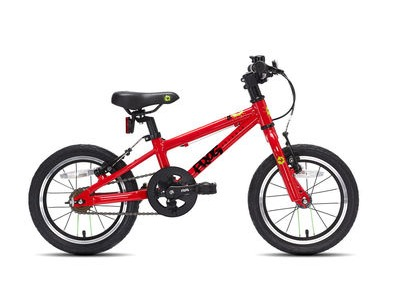 "FROG 40/43 14W Kids Bike 14"" wheel Red  click to zoom image"
