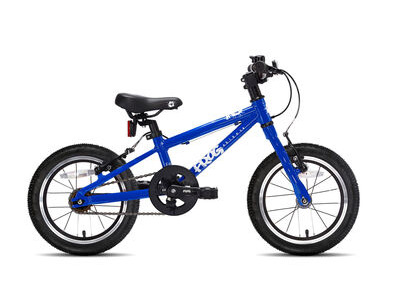 "FROG 40/43 14W Kids Bike 14"" wheel Electric blue  click to zoom image"