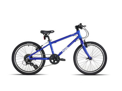 FROG 55 20W Kids Bike 20in wheel Electric blue  click to zoom image