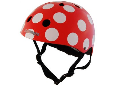 FROG Kiddimoto Red Dotty Helmet (Medium)