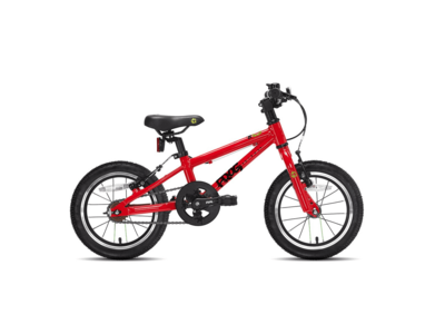 FROG 44 16W Kids Bike 16in wheel red  click to zoom image