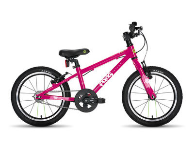 FROG 44 16W Kids Bike 16in wheel pink  click to zoom image