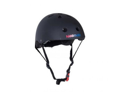 FROG Kiddimoto Matt Black Helmet (Medium)