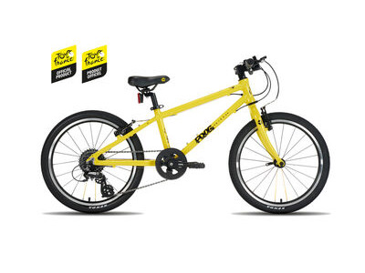 FROG 55 20W Hybrid Tour De France Yellow
