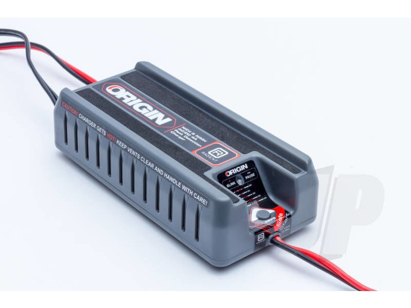 RADIENT Origin NiMH 4A AC-Charger (UK) click to zoom image