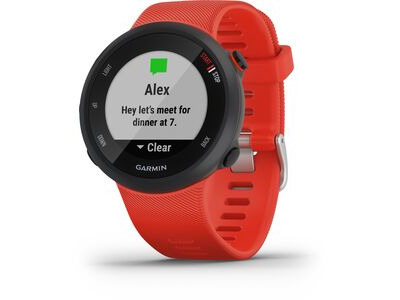 GARMIN Forerunner 45S GPS Watch  click to zoom image