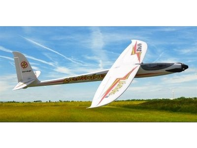 MAX THRUST Lightening 1500 Electric Glider PLUG AND PLAY