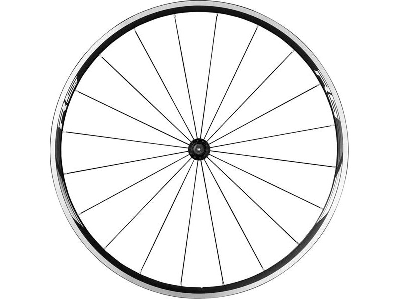 SHIMANO WH-RS100 wheel clincher 24 mm front click to zoom image