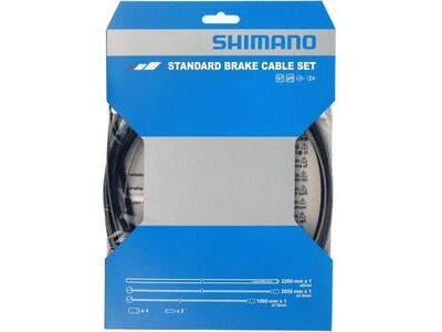 SHIMANO Complete Road / MTB brake cable set