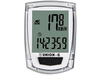 UNION 6 Function Cycling Computer