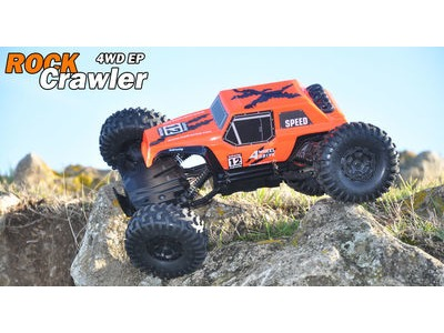 BSD RACING ROCK CRAWLER 4wd 2.4GHZ RTR